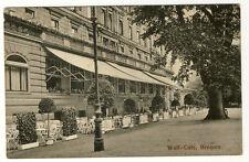 BREMEN - Blick auf das WALL-CAFE (8770/704)