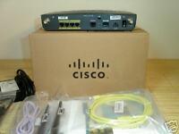NEU Cisco 877W-G-E-K9 WLAN ADSL Router NEW OPEN BOX
