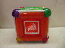 MUNCHKIN MOZART MAGIC CUBE MUSICAL INSTRUMENTS INTERACTIVE TOY LIGHTS & SOUNDS