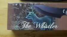 """Frost- Cutlery The Whistler 9"""" Hunting Knife"""