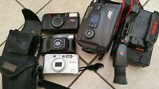 Lot of 5 cameras