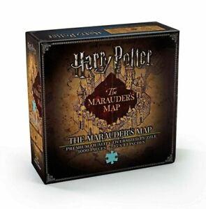 Noble Collection Harry Potter MARAUDER'S MAP Premium Jigsaw Puzzle (1000 Pieces)