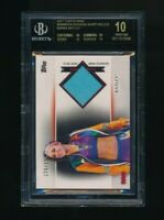 2017 Topps WWE Womens Division /199 Bayley Shirt Relic BGS 10 Black Label