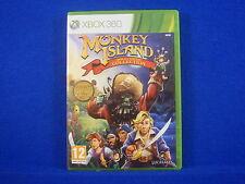 Xbox 360 Monkey Island Special Edition Collection Microsoft PAL UK REGION FREE