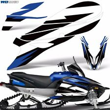 Yamaha APEX Decal Wrap Graphic Kit RTX GT MTX LTX Part Sled Snowmobile 12-16 RB
