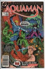 DC Comics Aquaman #3/4 Mini series 1986 VF 95 cent Canadian variant. Movie!