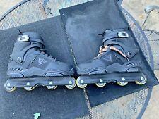 TRS RollerBlade Mens Size 12 Model Downtown Inline Skates