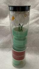 American Girl Place Exclusive FLOWERPOTS & DAISY  Set of  4 Flower Pots