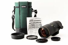 MINT SIGMA APO 70-200mm F2.8 EX for Minolta/ Sony RefNo 127205