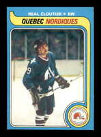 1979 O-Pee-Chee #239 Real Cloutier  NM/NM+ X1629983
