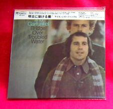 Simon And Garfunkel Bridge Over Troubled Water MINI LP CD JAPAN SICP-30746