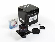 Sinaron Digital HR 4.5/28 CPL (M72R) Sinar lens 443.83.158 Objetivo Objektiv