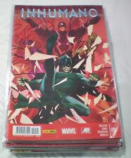 Marvel Inhumanos (Inhumano) numeros 1 a 43 mas 0 Resurrexión