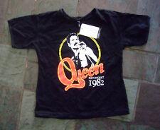 Queen 1982 'Hot Space' Uk tour shirt Concert Women's T-Shirt - Freddie Mercury