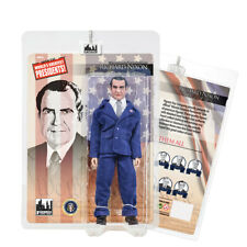 US Presidents 8 Inch Action Figures Series: Richard Nixon [Blue Suit]