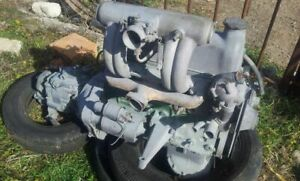 Equiped Working Mercedes-Benz OM621. VIII engine for W110