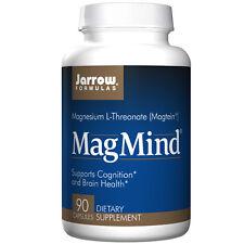 Jarrow Formulas Magmind 90 Capsules Magnesium L-Threonate