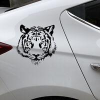 AU_ FP- US_ Tiger Head Car Vehicle Body Window Reflective Sticker Decal Decorati