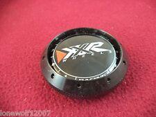 XXR Wheels Black Custom Wheel Center Cap METAL One Cap