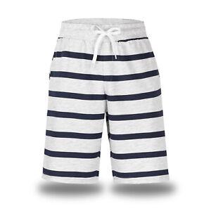 BOY'S SHORTS ELASTICATED Waist Pull cord  Active wear (10 - 15) UK sports Shorts