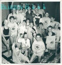 Photo Lancashire Clitheroe & District Amateur Swimming Gala Ribblesdale pool 86