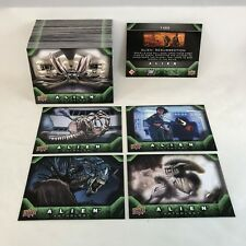 ALIEN ANTHOLOGY All-Art Inspired by Movies Upper Deck 2016 Complete 100 Card Set