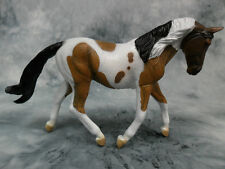 CollectA New * Pinto Mare - Bay Paint * 88691 Breyer Corral Pals Model Horse Toy