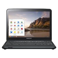 "Samsung Series 5 Chromebook 12.1"" Laptop 16GB SSD, 2GB RAM, Black -XE500C21AZ2US"