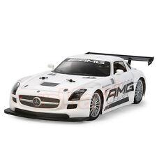 Tamiya 1:10 Mercedes Benz SLS GT3 AMG 257mm Body Parts Set RC Car On Road #51534