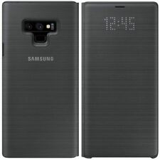 Samsung Led View Cover Case EF-NN960PBEGWW for Galaxy Note 9 Cover Black