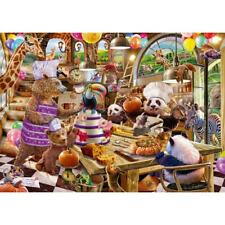 NEW! Schmidt Chef Mania by Steve Sundram 1000 piece fantasy jigsaw puzzle