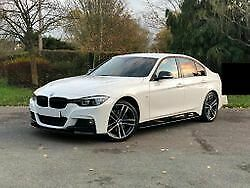 BMW 3 Series 2018 2.0 320d BluePerformance M Sport Shadow Edition Auto (s/s) 4dr