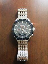 Titan Fastrack Chronographic Watch With Glass Dial