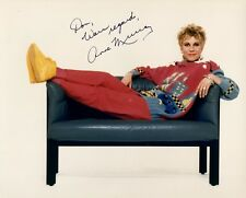 ANNE MURRAY Signed Photo