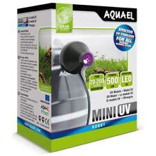 Aquael Mini UV Aquarium Fan Fish Tank Clarifier 1w USB Marine Reef Filter