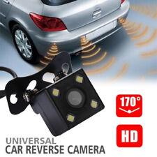 Car Rear View Backup Camera 170° Angle Parking Dash Cam Night Vision Waterproof