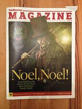 OBSERVER MAGAZINE NOVEMBER 2014 NOEL FIELDING MIGHTY BOOSH JENNY AGUTTER MEL C