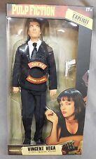 Pulp Fiction Talking Vincent Vega 13 inch Action Figure - Mature