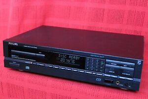 Philips CD-830  CD-Player   + FB + BA