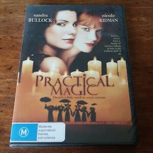 Practical Magic DVD R4  BRAND NEW SEALED!