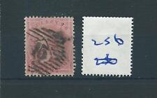 wbc. - Gb - Queen Victoria - Qv256 - 4d. - red - Sg 66a