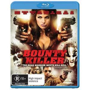Bounty Killer Blu-Ray **Region B**