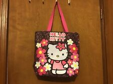 Hello Kitty Zipped Carry Bag NWT by Fab Starpoint