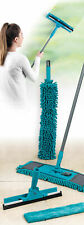 Beldray LA026798 7 Piece Duster and Mop Cleaning Set, Turquoise