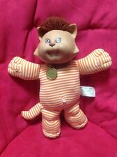 Cabbage Patch Kid Tiger PEACHES Doll HTF