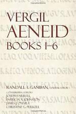 NEW Aeneid 1-6 (The Focus Vergil Aeneid Commentaries) by Vergil