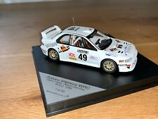 RALLY 1/43 IRISH TROFEU SUBARU IMPREZA WRC MARK FISHER RAC 1999 CODE 3 RARE