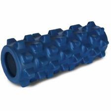 RumbleRoller Foam Roller for Myofascial Release 12 X 5 with 64 bumps Blue