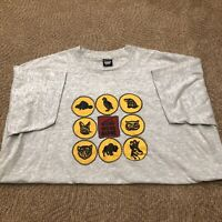 Boy Scouts of America Vintage Wood Badge T Shirt 3XL SCREEN STARS