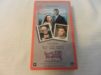 Guess Who's Coming to Dinner (VHS, 1998) Spencer Tracy, Sidney Poitier